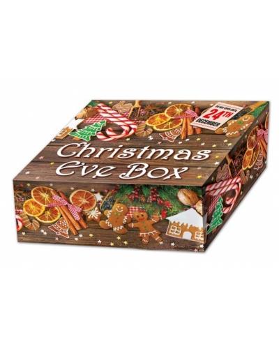 12 x Crate Design Christmas Eve Boxes