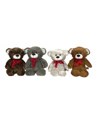 Image of 12 x Plush Teddy Bears 30cm