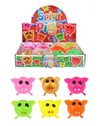 Image of 12 x Pig Water Splat Balls