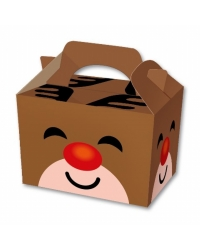 Image of 50 x Reindeer Party Food Boxes
