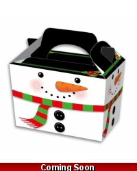 Image of 50 x Snowman Party Food Boxes
