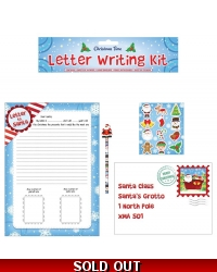 Image of 12 x Christmas Letter To Santa
