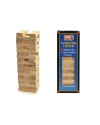 Image of 6 x Large Wooden Tower Games