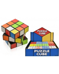 Image of 12 x Retro Puzzle Cubes
