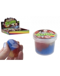 Image of 48 x Mini Rainbow Slime Tubs