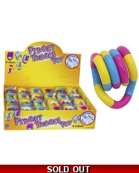 Image of 24 x Fidget Tangle Toys