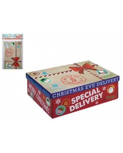 24 x Mini Special Delivery Christmas Eve Boxes