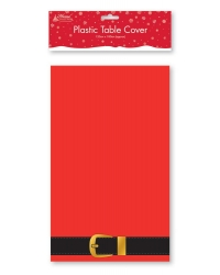 Image of 6 x Christmas Santa Suit Tablecover