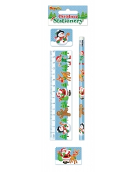 Image of 24 x Christmas Stationery Sets