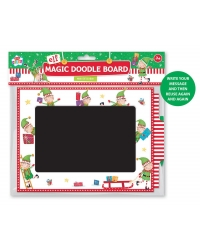 Image of 12 x Christmas Elf Magic Doodle Boards