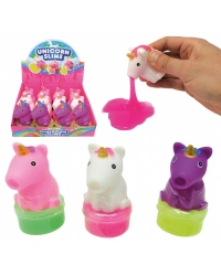 Image of 12 x Unicorn Slime Suckers