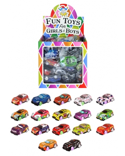 48 x Pullback Racing Cars 5cm
