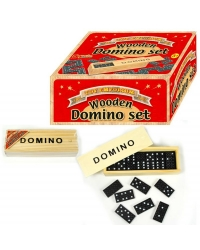 24 x Wooden Domino Sets