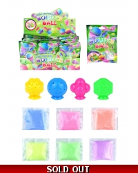 Image of 24 x Make Your Own Bouncy Ball Kits