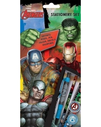 Image of 12 x Marvel Avengers Stationery Sets