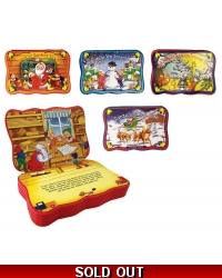 Image of 12 x Christmas Chunky Baby Board Books
