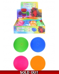 Image of 12 x Squishy Stress Balls 7cm