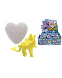 Image of 24 x Unicorn Fizzy Bath Bomb Toys