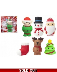 Image of 18 x Christmas Squigies **SPECIAL PRIC..