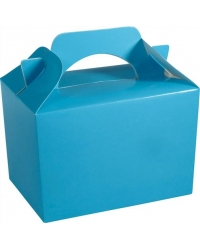 50 x Baby Blue Food Boxes