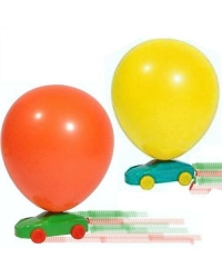 Image of 15 x Balloon Racers