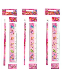 Image of 24 x Butterfly Stationery Sets