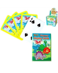 Image of 48 x Dinosaur Playing Cards