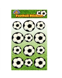 Image of 72 x Football Stickers