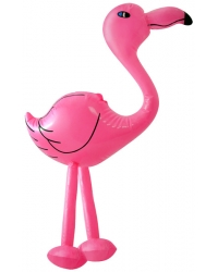 12 x Inflatable Flamingos