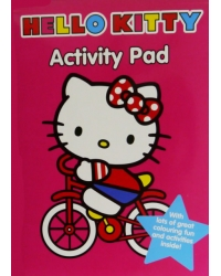 Image of 12 x Hello Kitty Activity Pads