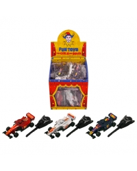 Image of 24 x Key Launcher F1 Racing Cars