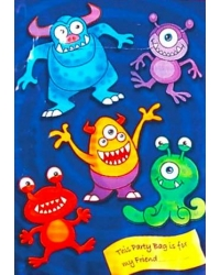 Image of 100 x Monster Party Bags