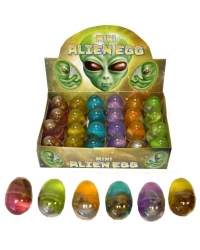 Image of 24 x Mini Alien Eggs