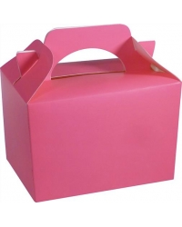 Image of 50 x Neon Pink Food Boxes