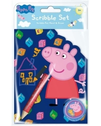 Image of 12 x Peppa Pig Scribble Sets