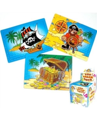 Image of 120 x Pirate Jigsaws