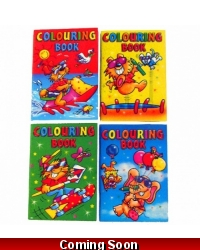 Image of 24 x A6 Colouring Books