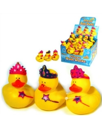 Image of 48 x Princess Rubber Ducks