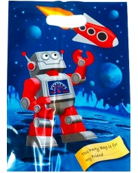 Image of 100 x Space Robot Party Bags