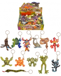 Image of 72 x Sand Animal Keyrings
