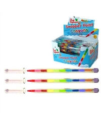 72 x Swapper Multi-Point Crayons