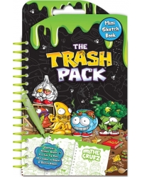 Image of 6 x Trash Pack Mini Sketch Books