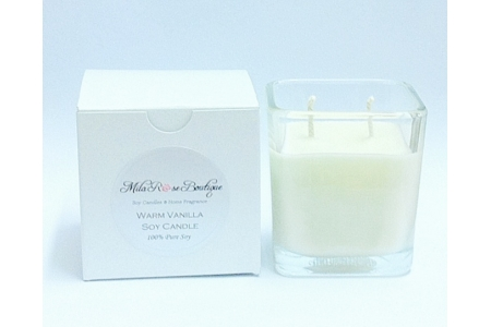Soy Candle w/ Gift Box