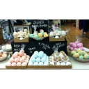 3 jumbo Bath bombs