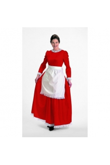 Mrs Claus Christmas Charmer Costume