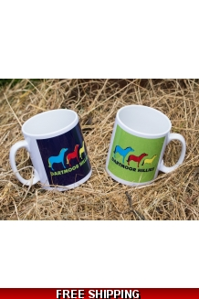 Friends of the Dartmoor Hill Pony Mugs