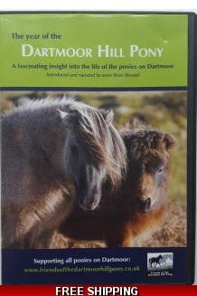 Friends of the Dartmoor Hill Pony DVD