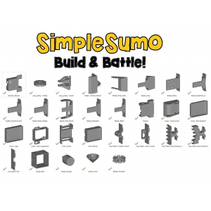 SimpleSumo Expansions