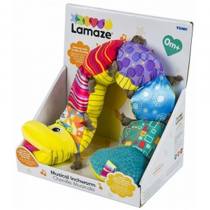 Lamaze Musical Inchworm..