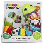 Lamaze Mix & Match Caterpillar - 6+ Months